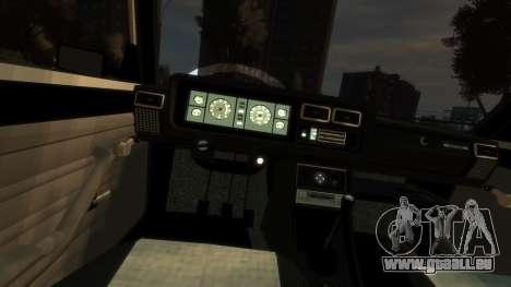 VAZ 2107 pour GTA 4 est un droit