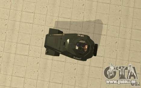 BA-64 B für GTA San Andreas rechten Ansicht
