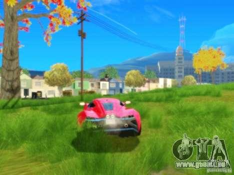ENBSeries v1.3 pour GTA San Andreas cinquième écran
