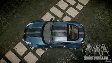 Nissan 370Z Coupe 2010 für GTA 4 rechte Ansicht