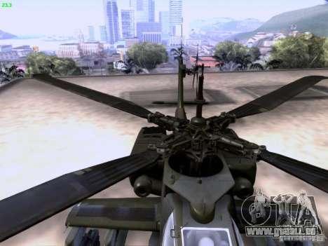 HD Hunter pour GTA San Andreas salon