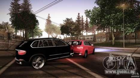 BEAM X5 Trailer pour GTA San Andreas