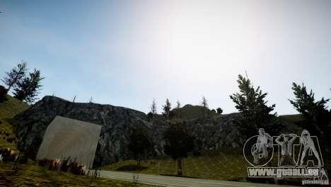 GhostPeakMountain für GTA 4 dritte Screenshot