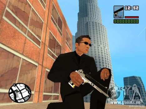 Gun Pack by MrWexler666 für GTA San Andreas