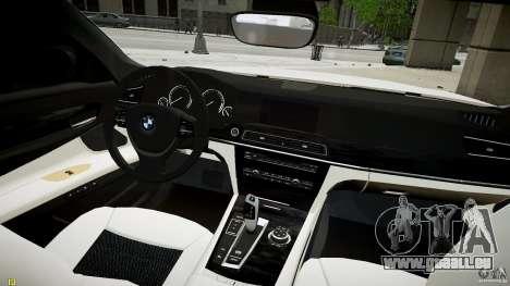 BMW 750Li Sedan ASANTI für GTA 4 rechte Ansicht