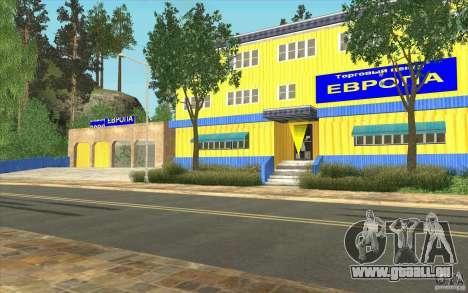 Eines neuen Dorfes Dillimur für GTA San Andreas
