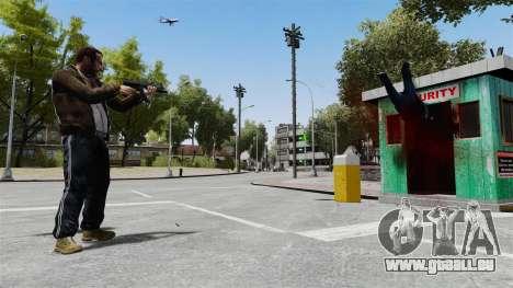 MP5-Zerstörer für GTA 4 weiter Screenshot