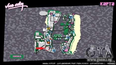 Stunt Dock V1.0 pour GTA Vice City septième écran