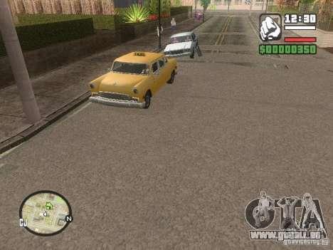 Chement pour GTA San Andreas troisième écran