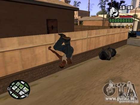 ACRO Style mod by ACID für GTA San Andreas