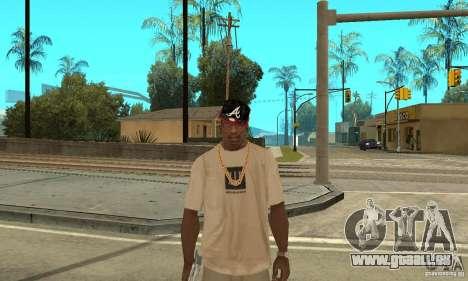 New Era Cap pour GTA San Andreas