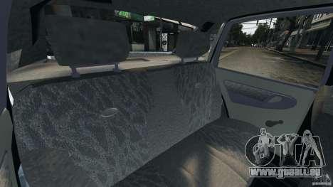 Vaz-1118 Kalina v1.1 pour GTA 4 est un côté