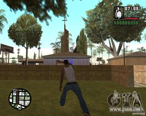 Ragoût explosive pour GTA San Andreas troisième écran