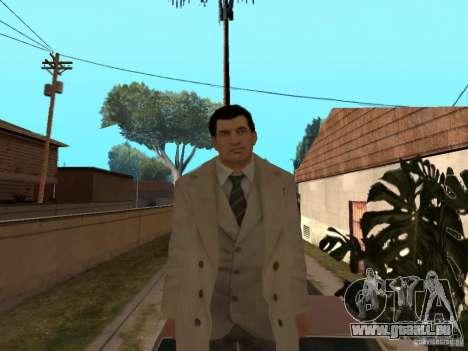 Joe Barbaro de Mafia 2 pour GTA San Andreas cinquième écran