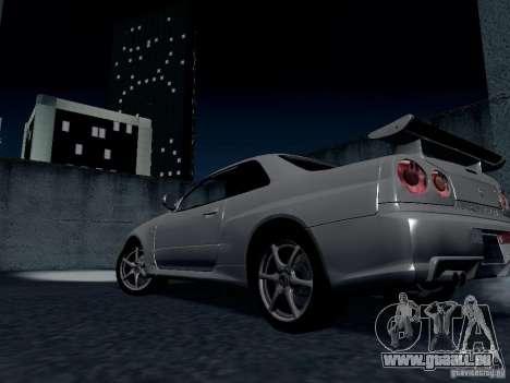 ENBSeries by Shake pour GTA San Andreas dixième écran