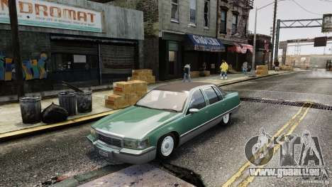 Cadillac Fleetwood 1993 für GTA 4