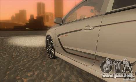 Opel Astra GTC DIM v1.0 pour GTA San Andreas vue de côté