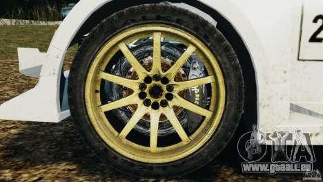 Colin McRae OGIO Rallycross für GTA 4 Rückansicht