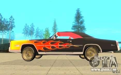 Wheel Mod Paket pour GTA San Andreas douzième écran