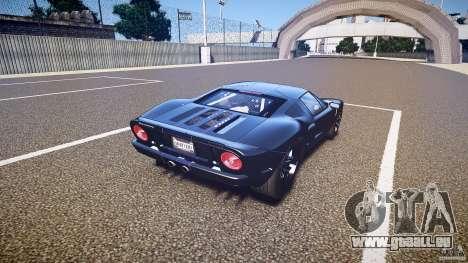 Ford GT1000 2006 Hennessey [EPM] EXTREME VERSION für GTA 4 hinten links Ansicht