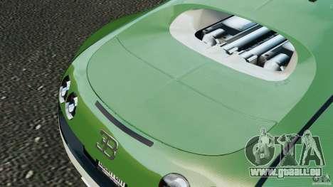 Bugatti Veyron 16.4 Super Sport 2011 v1.0 [EPM] pour GTA 4 Salon
