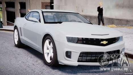 Chevrolet Camaro SS 2009 v2.0 für GTA 4 linke Ansicht