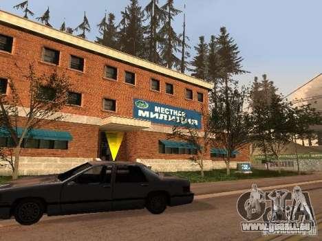 Le Village de Ivanovka pour GTA San Andreas dixième écran