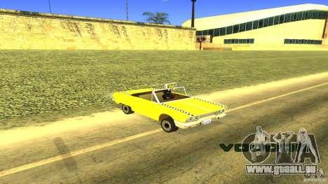 Crazy Taxi - B.D.Joe für GTA San Andreas