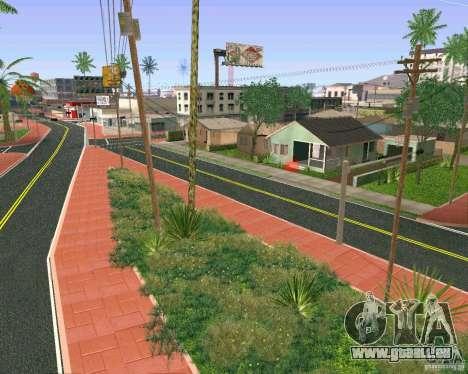 Neue Texturen von Los Santos für GTA San Andreas siebten Screenshot