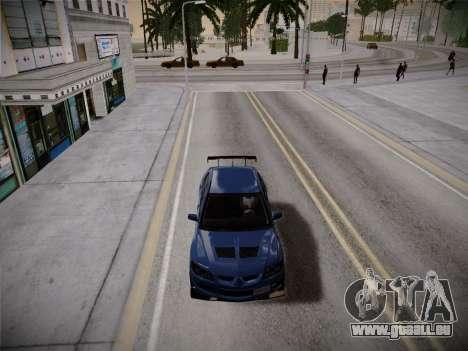 ENBSeries by Treavor V2 White edition für GTA San Andreas her Screenshot