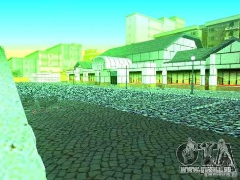 Nouvelle boutique de texture SupaSave pour GTA San Andreas troisième écran