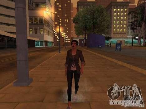Black Stallion Peds für GTA San Andreas fünften Screenshot