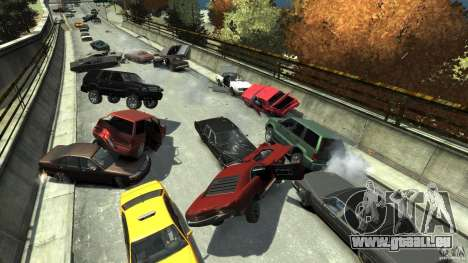 Heavy Car für GTA 4 fünften Screenshot
