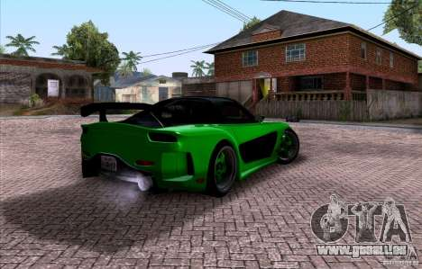 ENBSeries by HunterBoobs v3.0 pour GTA San Andreas deuxième écran