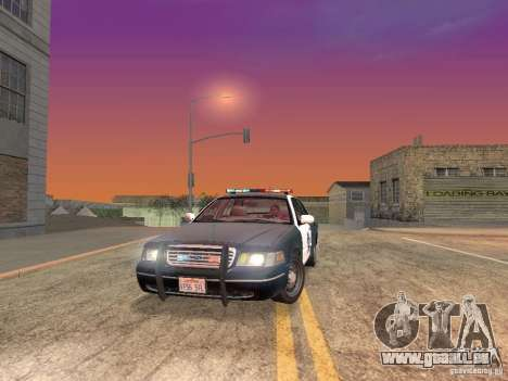 LowEND PCs ENB Config pour GTA San Andreas neuvième écran