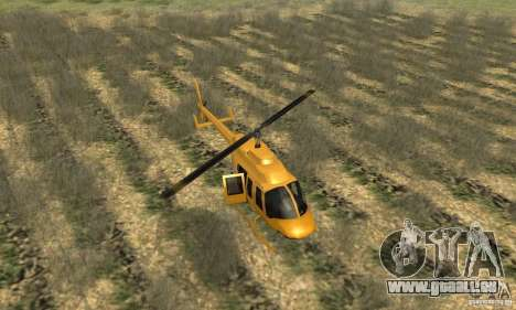 VIP TAXI pour GTA San Andreas neuvième écran
