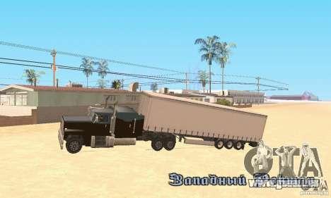 Krone Trailer für GTA San Andreas