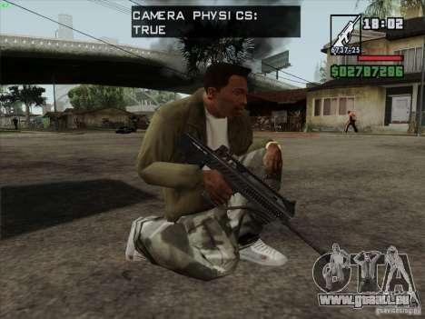 Katiba pour GTA San Andreas troisième écran