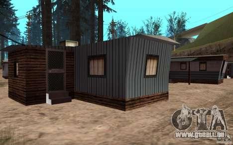 Neue Anhänger-Stadt für GTA San Andreas her Screenshot