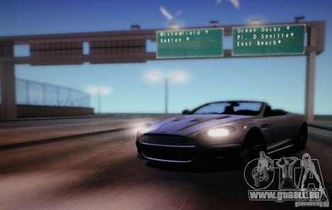 CreatorCreatureSpores Graphics Enhancement für GTA San Andreas her Screenshot