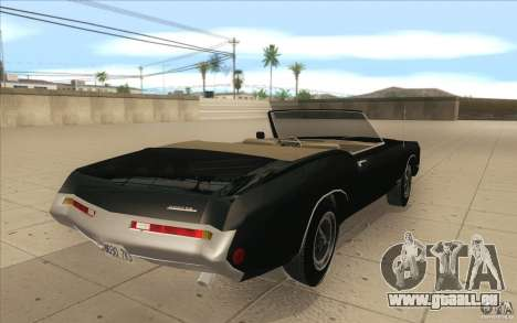 Buick Riviera GS 1969 pour GTA San Andreas vue de côté