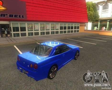 ENB von ALKANAVT für GTA San Andreas zweiten Screenshot
