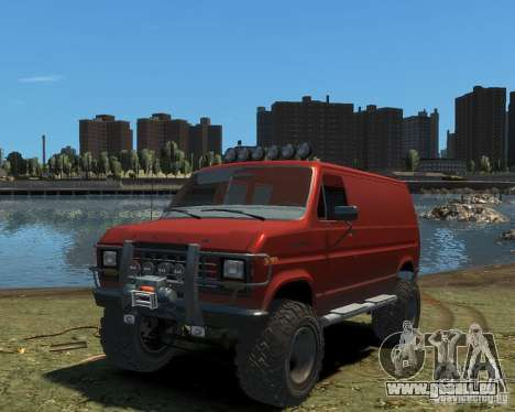 Ford Econoline 150 pour GTA 4