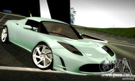 Tesla Roadster Sport pour GTA San Andreas