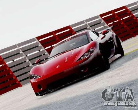 Ascari A10 2007 v2.0 pour GTA 4 est une gauche