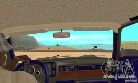 VAZ 2105 Night Hunter für GTA San Andreas rechten Ansicht
