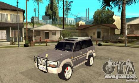 Toyota Land Cruiser 80 pour GTA San Andreas