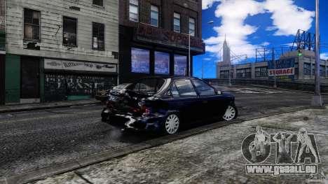 Toyota Corolla 1.6 für GTA 4 Innenansicht