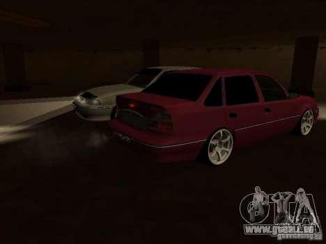 Daewoo Nexia pour GTA San Andreas moteur