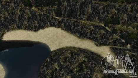 Codename Clockwork Mount v0.0.5 pour GTA 4 douzième d'écran